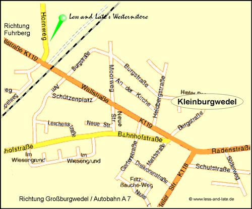 Detailkarte